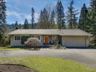 Washougal Single Family Home For Sale: 101 Malfait Tracts Rd