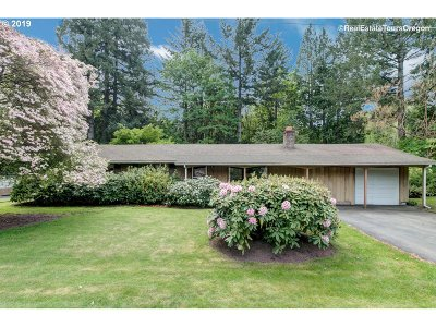 West Linn Single Family Home For Sale: 3536 Walling Way