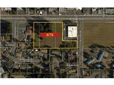 Gresham Residential Lots & Land For Sale: 21600 SE Stark St