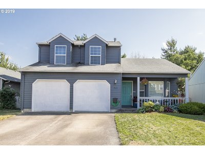 Keizer Single Family Home For Sale: 963 Sagrada Cir