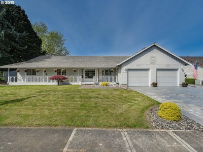 Canby Single Family Home For Sale: 1395 N Birch St