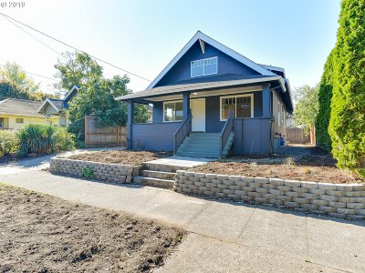 Single Family Home For Sale: 5925 N Delaware Ave