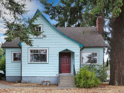 Cully, Beaumont-Wilshire, Hollywood, Rose City Park, Madison South, Roseway Single Family Home For Sale: 4043 NE 80th Ave