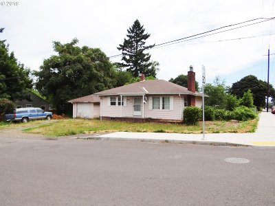 Single Family Home For Sale: 4504 NE 95th Ave