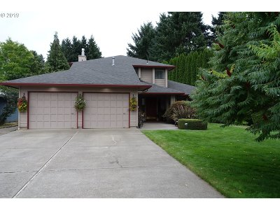 Keizer Single Family Home Pending: 1032 Buchholz Ct