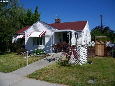 Goldendale WA Single Family Home For Sale: $129,950