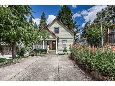 Single Family Home For Sale: 3734 Potter St