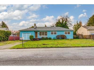 Single Family Home For Sale: 13632 SE Mill St