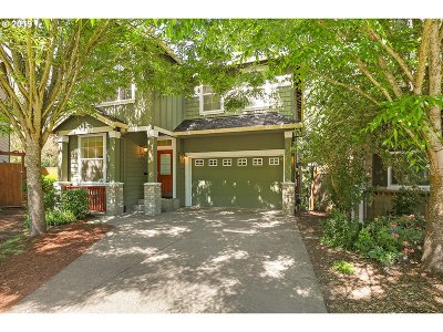 Hillsboro Single Family Home For Sale: 4697 NE Azalea Ln