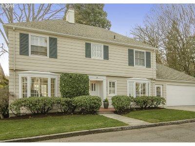 Single Family Home For Sale: 1246 SW Davenport St