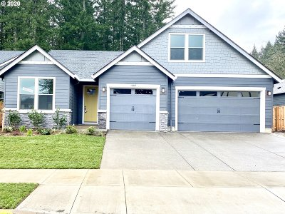 Happy Valley Single Family Home For Sale: 15312 SE Lewis St #Lot9