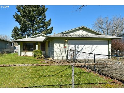 Portland Single Family Home For Sale: 7109 N Sedro St