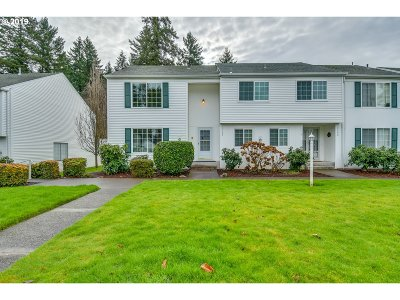 Beaverton OR Single Family Home For Sale: $245,000