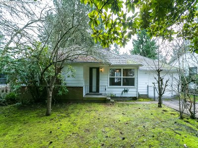Lake Oswego Single Family Home For Sale: 732 Ellis Ave