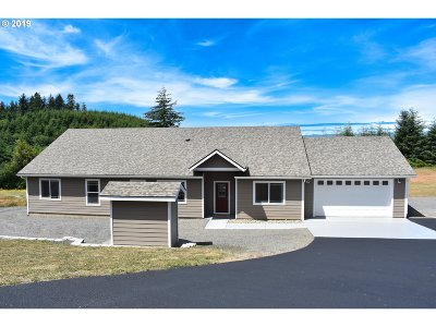 North Bend Single Family Home For Sale: 94163 Pittock Ln