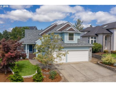 Portland Single Family Home For Sale: 15161 NW Wendy Ln
