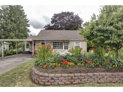 Canby Single Family Home For Sale: 794 N Holly St
