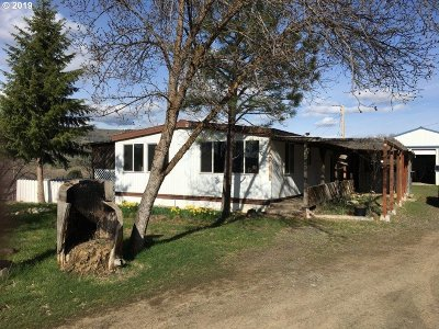 Grant County Single Family Home For Sale: 512 SE 2nd Ave