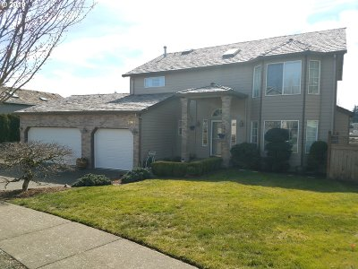 Gresham Single Family Home For Sale: 3361 SW Miller Dr