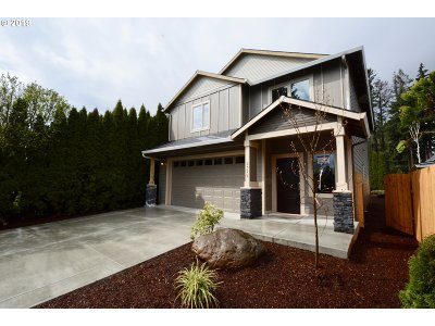 Washougal Single Family Home For Sale: 2577 G St
