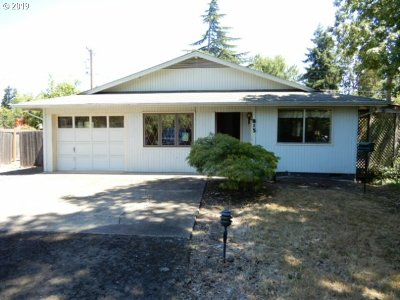 Eugene Single Family Home For Sale: 815 Van Duyn St