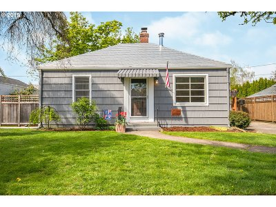Single Family Home For Sale: 3115 SE 77th Ave