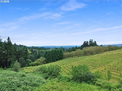 Newberg, Dundee, Lafayette Farm & Ranch For Sale: 99w