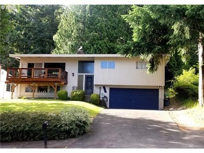 Cowlitz County Single Family Home For Sale: 1314 Castleman Dr
