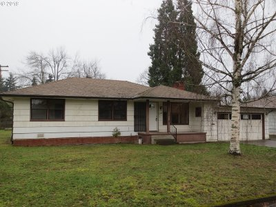 Springfield Single Family Home For Sale: 2359 Erma Ct