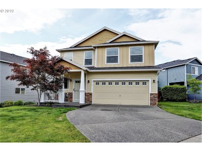 Vancouver Single Family Home For Sale: 3918 SE 191st Ave