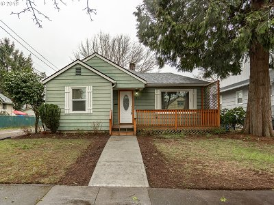 Vancouver Single Family Home For Sale: 805 E 31st St