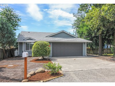 Clark County Single Family Home For Sale: 2882 H St