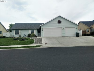 Umatilla County Single Family Home For Sale: 733 W Pheasant Ave