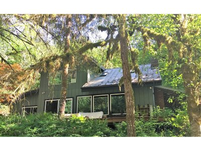 Estacada Single Family Home For Sale: 34309 SE Rainbow Rd