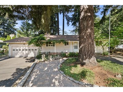 Single Family Home Pending: 18365 SW 65th Ave
