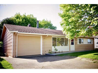 Single Family Home Sold: 3317 SE 112th Ave