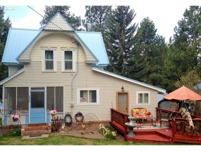 Baker County Single Family Home For Sale: 175 S Bonanza