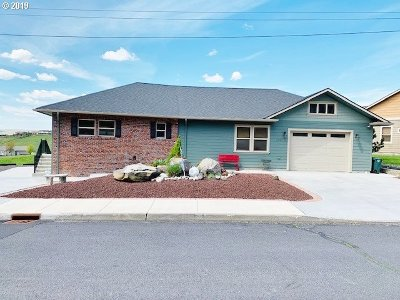 Pendleton Single Family Home For Sale: 1300 NW Horn Ave