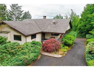 Portland Single Family Home For Sale: 10424 NW Laidlaw Rd