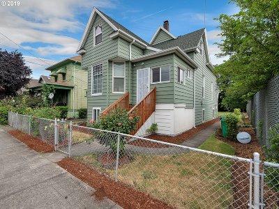 Clackamas County, Multnomah County, Washington County Multi Family Home For Sale: 217 NE San Rafael St
