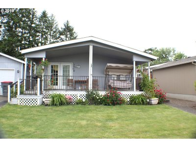 Newberg, Dundee, Mcminnville, Lafayette Single Family Home For Sale: 1510 Washington St