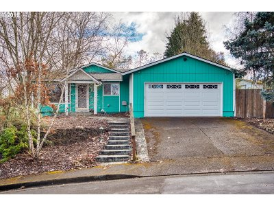 Beaverton Single Family Home For Sale: 16830 SW Tallac Way