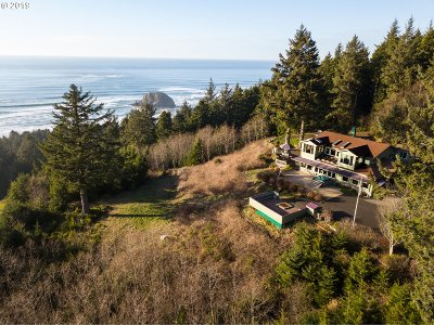Cannon Beach Single Family Home For Sale: 32307 Ruby Ln