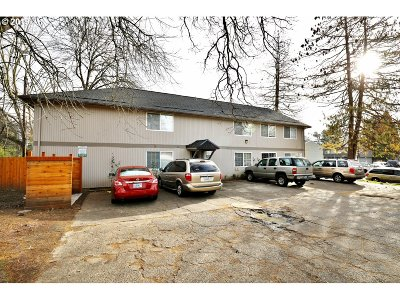 Clackamas County, Multnomah County, Washington County Multi Family Home For Sale: 3271 SW 126th Ave