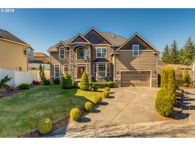 Washougal Single Family Home For Sale: 3223 38th Ct