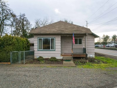Clackamas County Single Family Home For Sale: 108 W 1st St