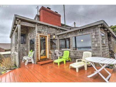 Arch Cape, Cove Beach Single Family Home For Sale: 79924 Cannon Rd