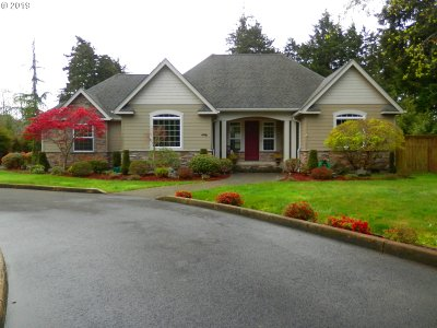 Coos Bay Single Family Home For Sale: 985 Lakeshore Dr