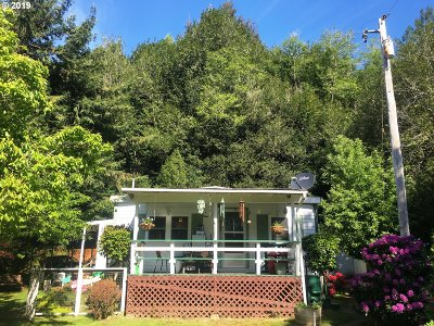 Coos Bay Single Family Home For Sale: 63446 Daniels Creek Rd
