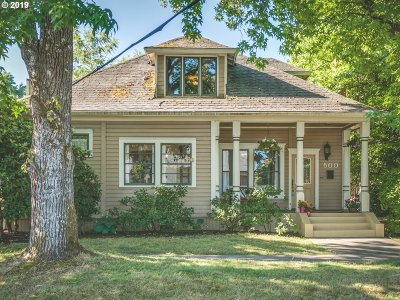 Newberg, Dundee, Lafayette Single Family Home For Sale: 600 E 5th St
